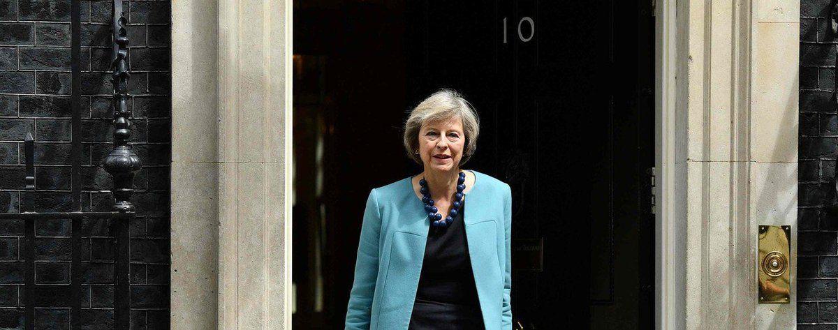 Theresa May remplacera mercredi David Cameron au poste de premier ministre