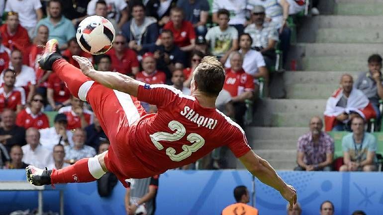 Les cinq plus beaux buts de l'Euro