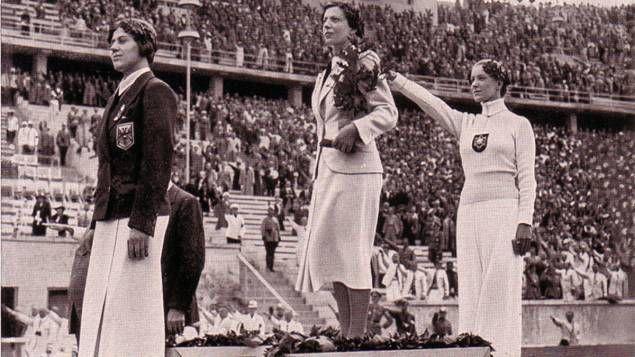 Helene Mayer, l'athlète juive de la délégation hitlérienne