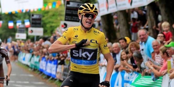 Tour de France : Christopher Froome conserve finalement son maillot jaune