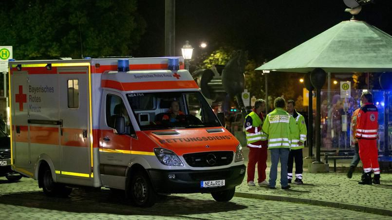 Allemagne : un réfugié syrien se fait exploser à l'entrée d'un festival