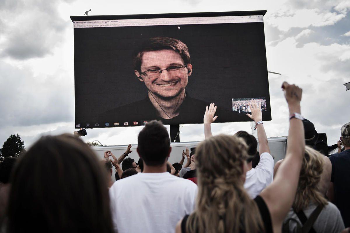 Snowden a imaginé un dispositif pour échapper à la surveillance