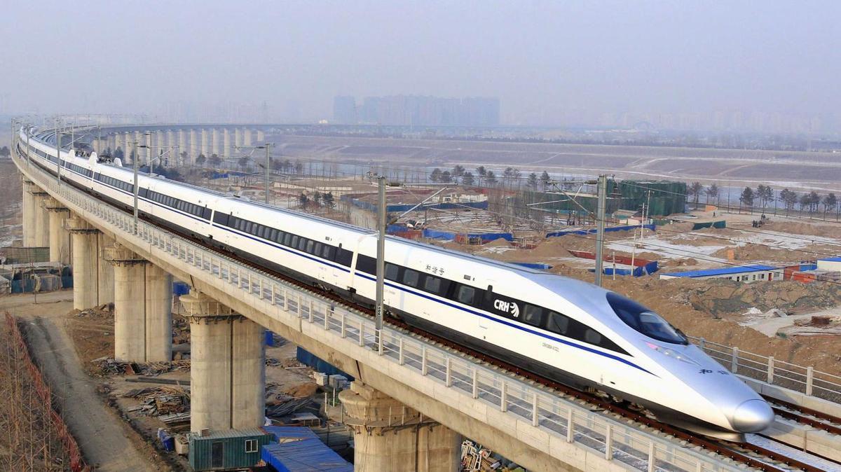 le Nigeria inaugure la première ligne TGV d'Afrique de l'Ouest