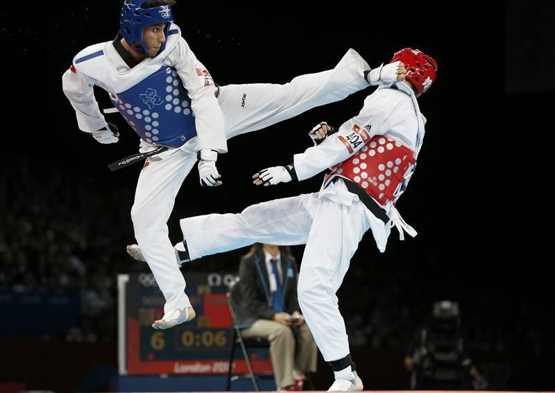 L'ancien champion de taekwondo devenu dealer
