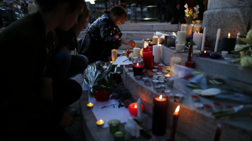 Des voix s'élèvent pour demander l'anonymat des terroristes