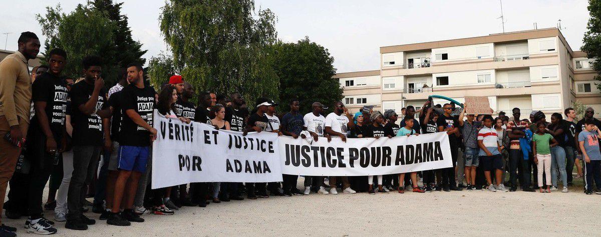 Un mouvement de défense des noirs émerge en France