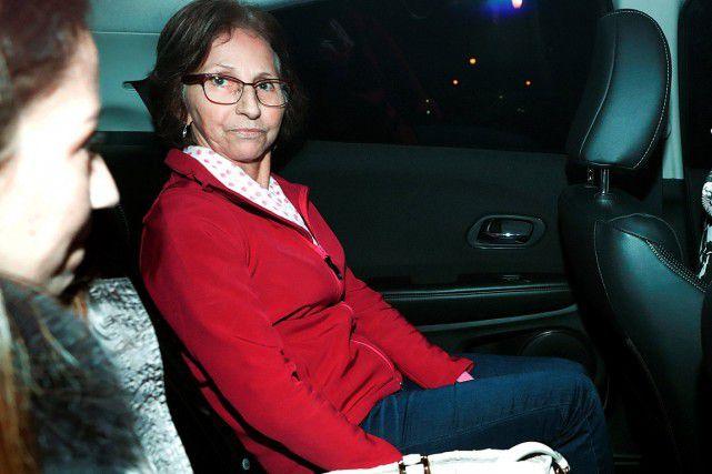 La belle-mère du patron de la F1 secourue après huit jours de captivité