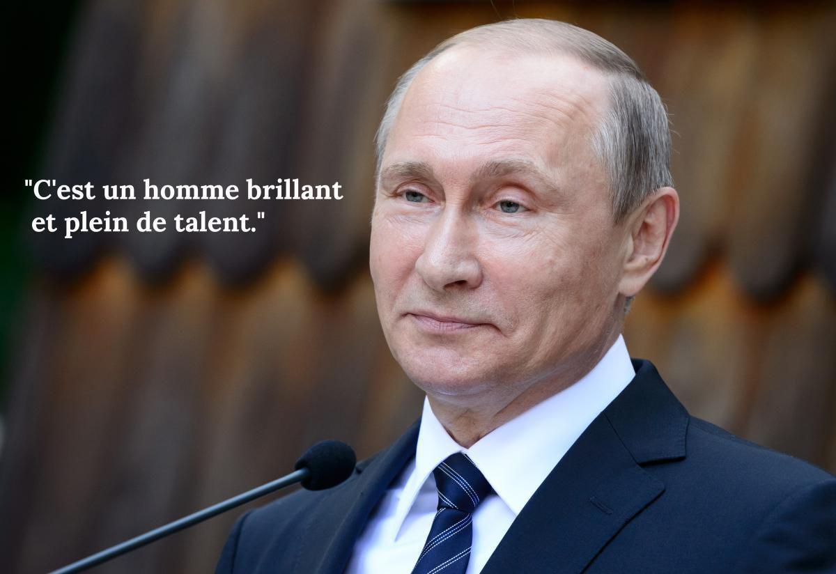 Vladimir Poutine à Afida Turner, 12 soutiens éclectiques de Donald Trump