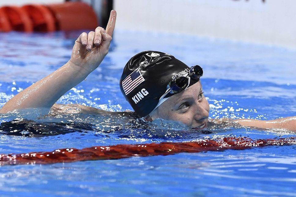 Rio 2016: des nageuses russe et américaine s'insultent