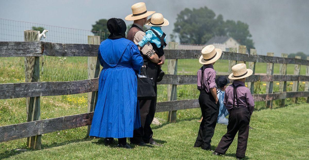 Voici pourquoi les enfants Amish ont moins d'asthme