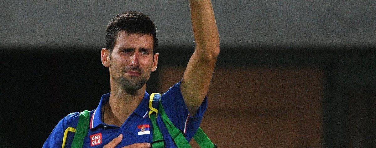 Djokovic est éliminé dès le premier tour aux Jeux olympiques