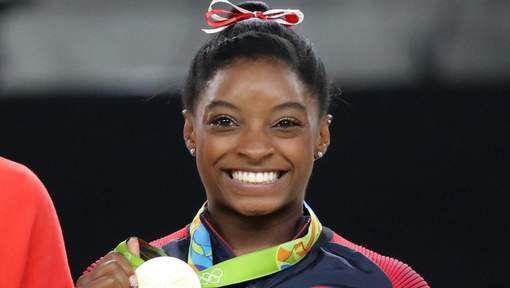 Reine des Jeux, Simone Biles empoche une 3e médaille d'or