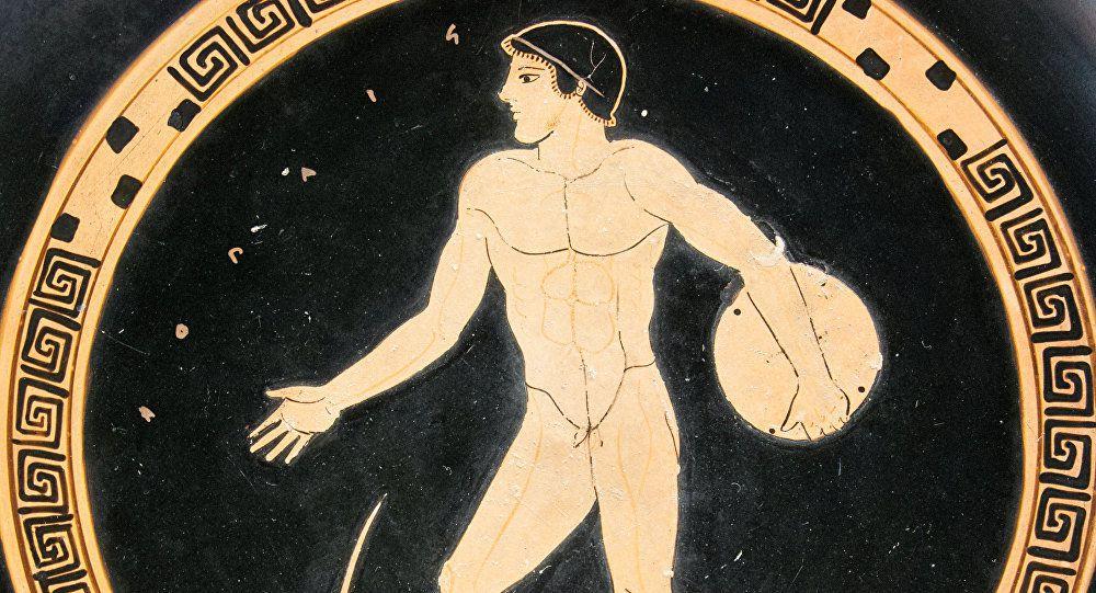 En effet, les Jeux olympiques ont été inventés par…