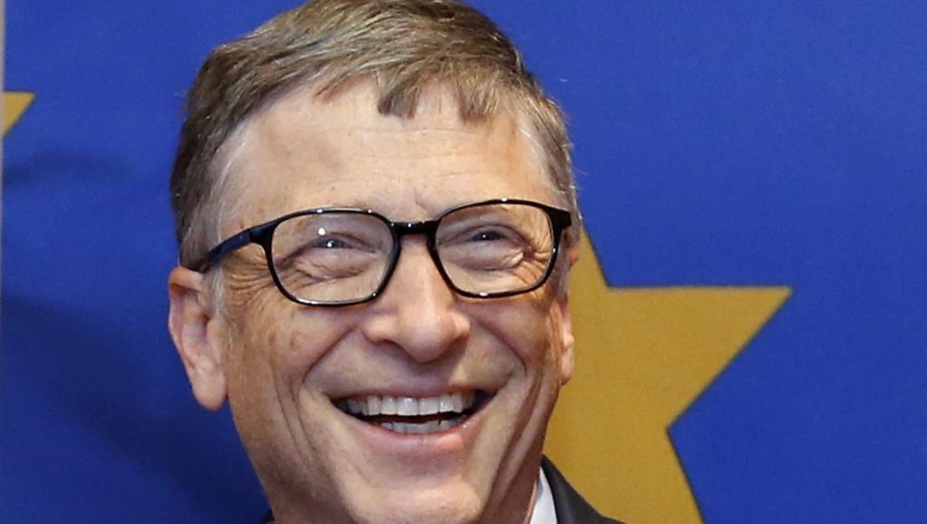 Nouveau record pour la fortune de Bill Gates, l'homme le plus riche du monde