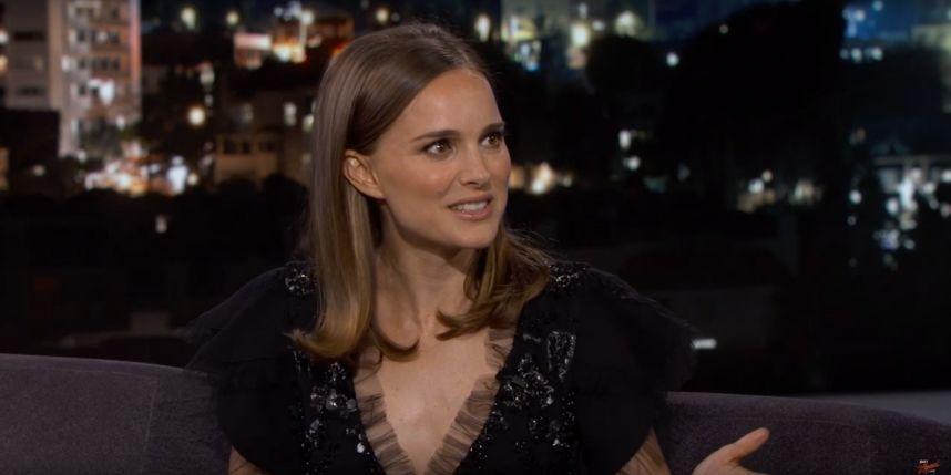 Natalie Portman balance sur les Français à la télé américaine