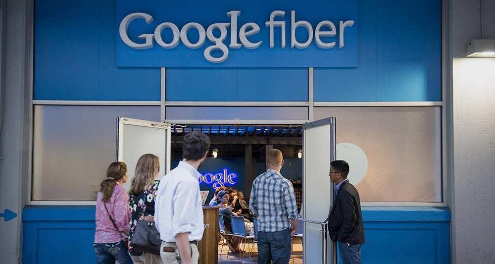 Google réduit la voilure dans la fibre optique