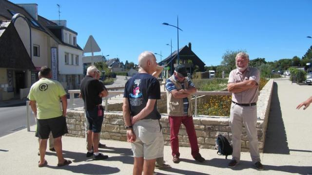 L'odeur du ruisseau pollue l'air d'une station balnéaire du Finistère