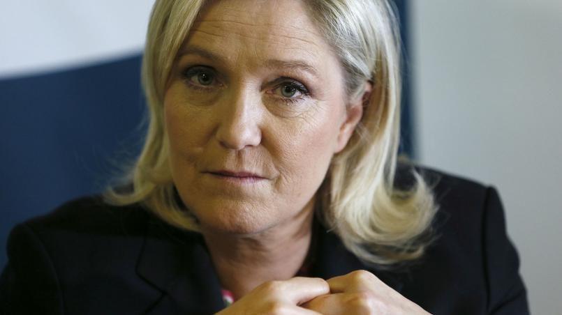 Marine Le Pen au cœur de l'exaspération rurale