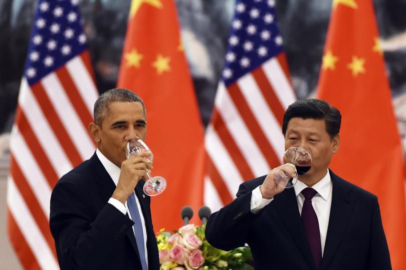 Obama and Xi Formally Commit U.S. and China to Paris Climate Accord