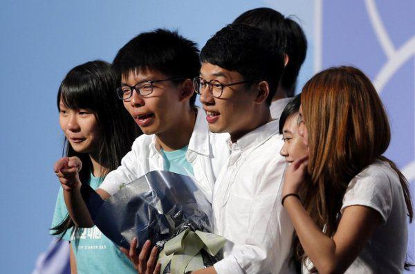 Une nouvelle génération élue à Hong Kong