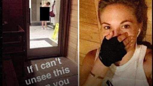 Cette photo a fait le tour du monde: la dame humiliée va se venger