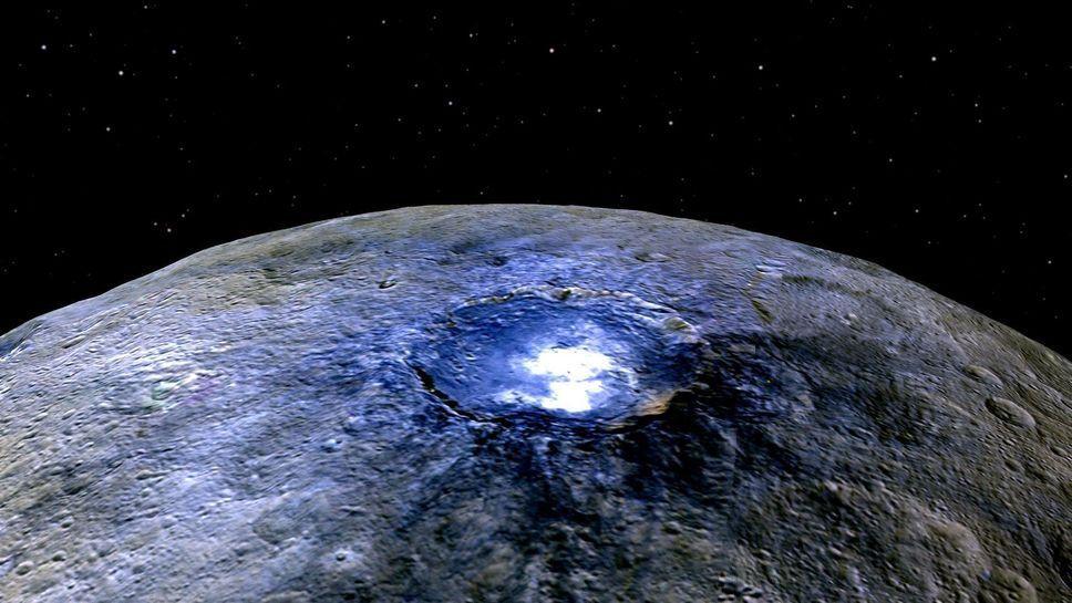 Une planète naine de notre système solaire abrite peut-être la vie