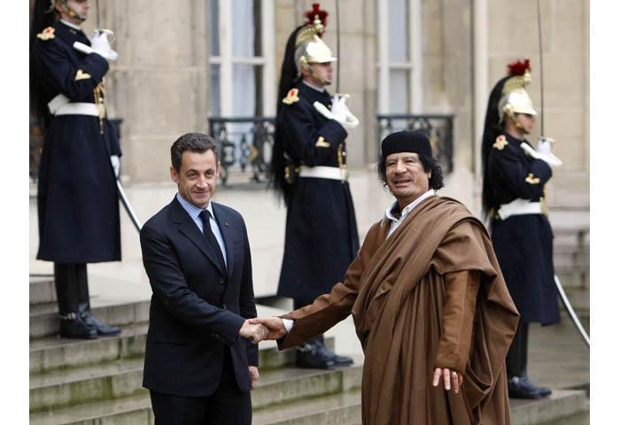 Kadhafi aurait été assassiné par un agent secret français