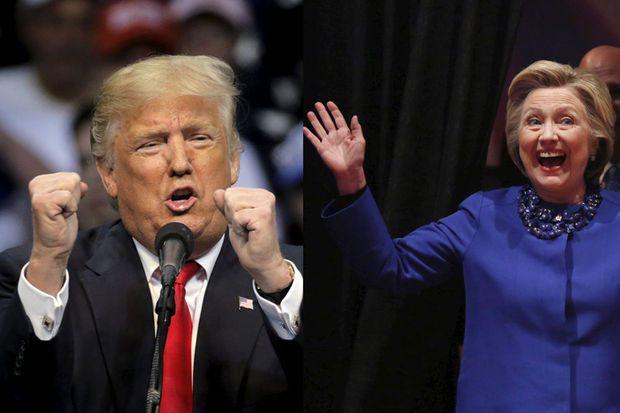 USA: Des présidentielles entre candidats mal aimés et électeurs indécis