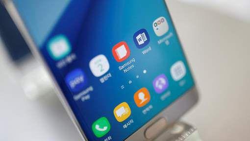 Samsung demande aux Sud-Coréens de ne plus utiliser les Galaxy Note 7