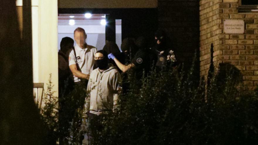 Bonbonnes de gaz : une première suspecte mise en examen