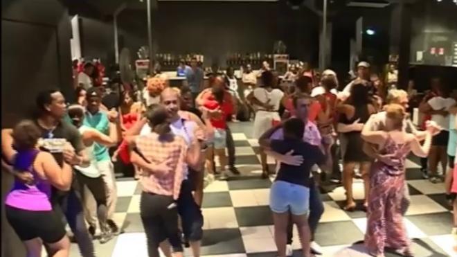 Les danses latines toujours plus populaires en Guyane
