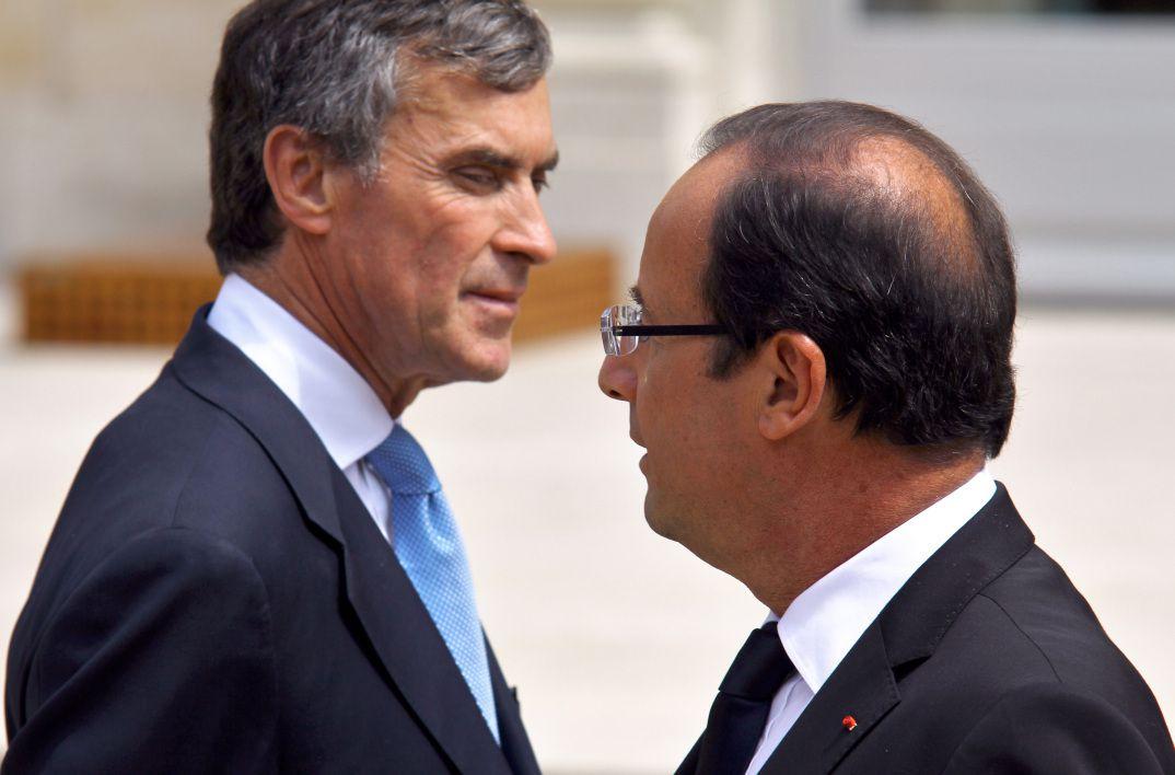 Hollande a demandé à Cahuzac de nier et de tenir