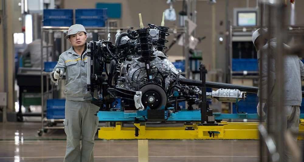 L'économie chinoise donne des signes de stabilisation