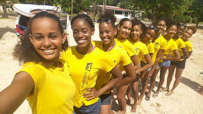 Miss Martinique : 10 jeunes filles rêvent du titre