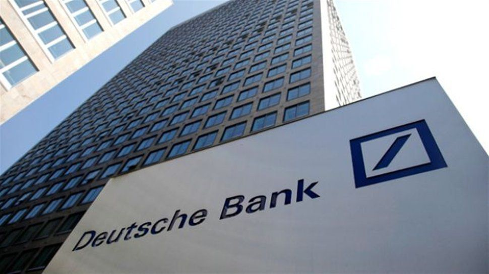 Subprime: Washington demande 14 milliards de dollars à Deutsche Bank, le titre perd près de 7%