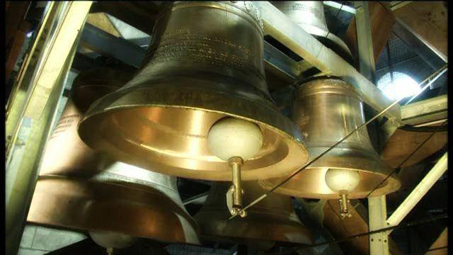 Le carillon de Rouen sonne à nouveau
