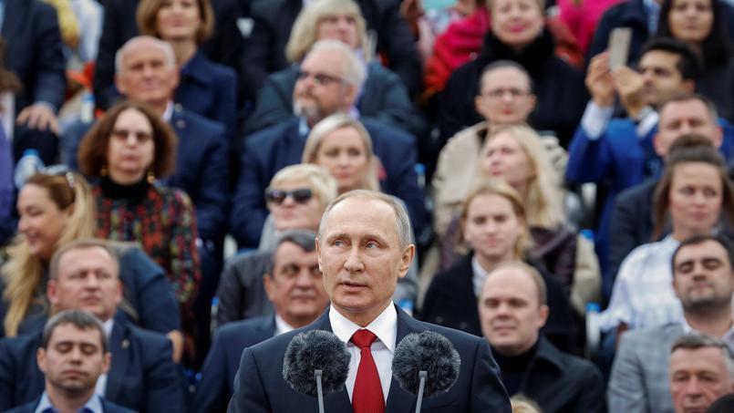 Comment Vladimir Poutine a peu à peu verrouillé le pouvoir en Russie