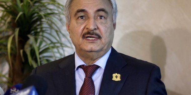 Le pétrole libyen enjeu des combats entre gouvernement et factions