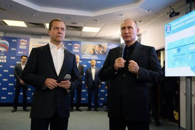 Législatives: Poutine salue la «maturité» des électeurs russes