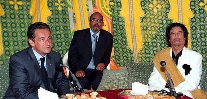 Vidéo. Accusé d'avoir fait tuer Kadhafi, Nicolas Sarkozy se défend