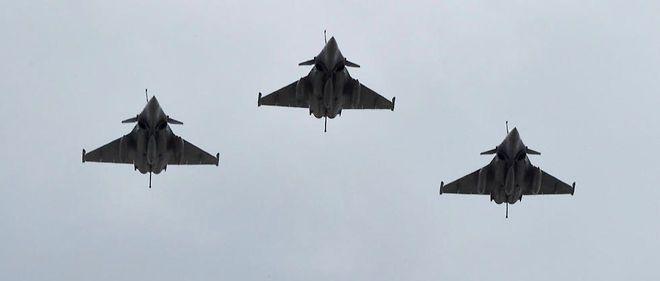 L'Inde approuve l'achat de 36 Rafale