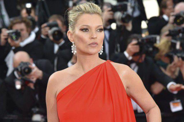 Kate Moss lance sa propre agence de stars