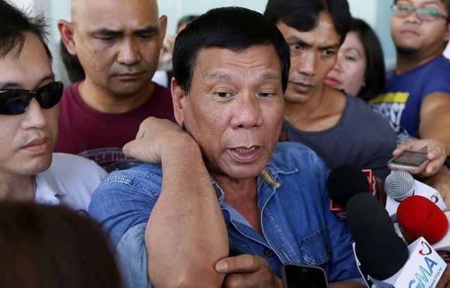 Philippines: Le président Rodrigo Duterte fait un doigt d'honneur à l'UE
