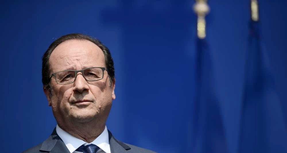 Présidentielle 2017 : sous pression, Hollande accélère