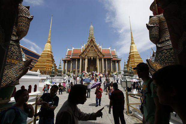 Une famille belge coincée en Thaïlande après le dépassement de leur visa