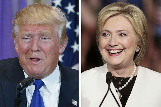 La pression monte avant le premier débat Trump-Clinton