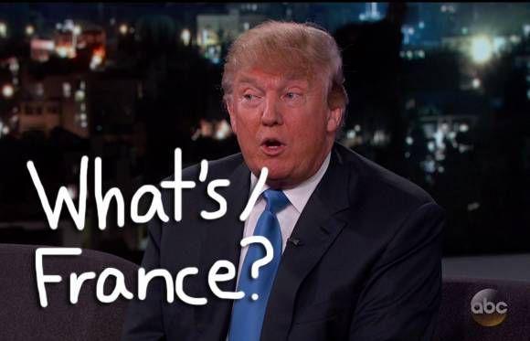 Pourquoi les Français devraient voter Donald Trump