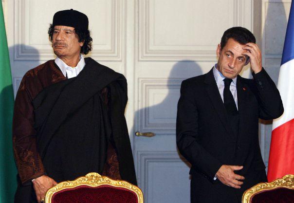 Campagne Sarkozy 2007: le carnet d'un dignitaire libyen transmis à la justice