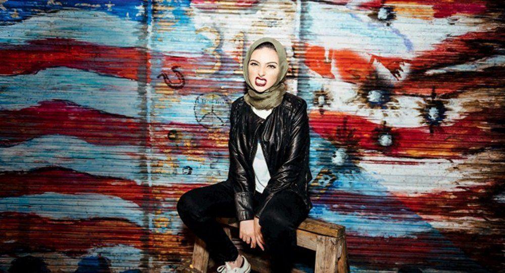 Une musulmane voilée fait son apparition dans Playboy