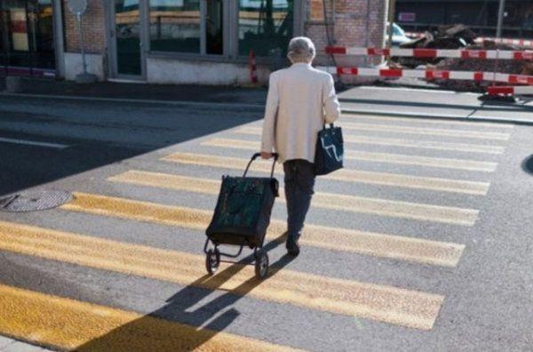 Les piétons âgés sont les plus vulnérables
